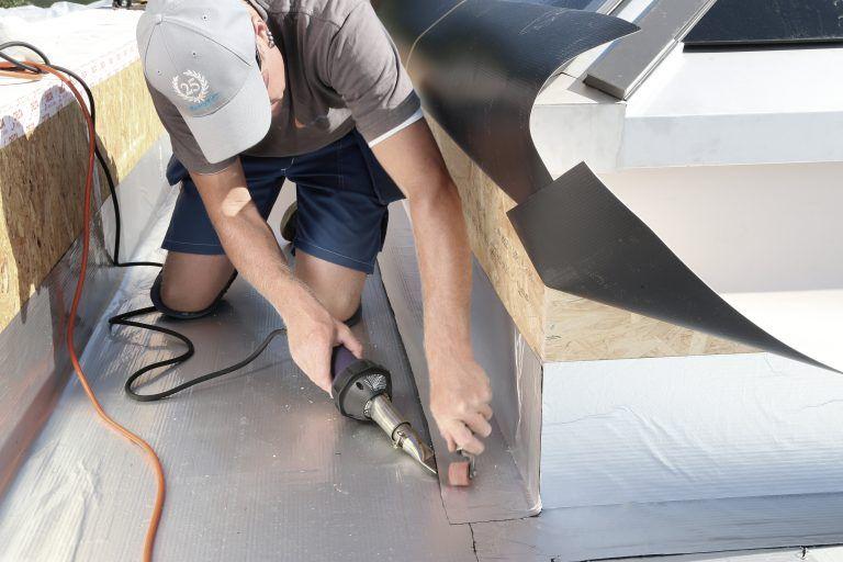 Weldy Energy HT 1600 zgrzewanie folii dachowej