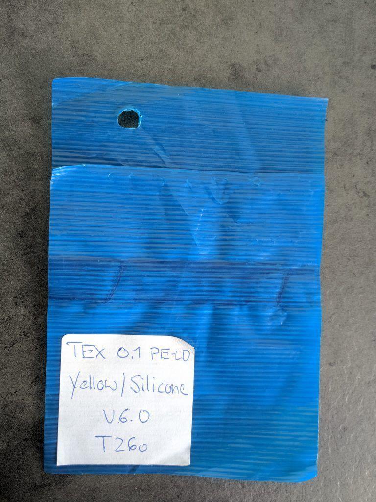 Zgrzana folia PE-LD 0,1mm