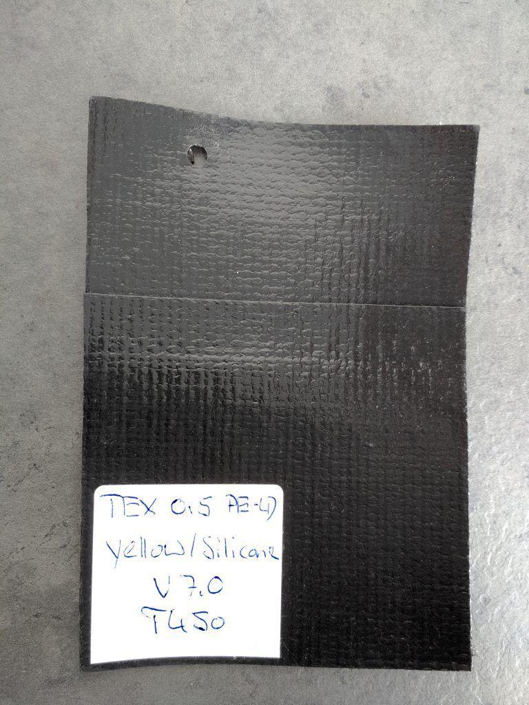 Zgrzana folia PE-LD 0,5 mm