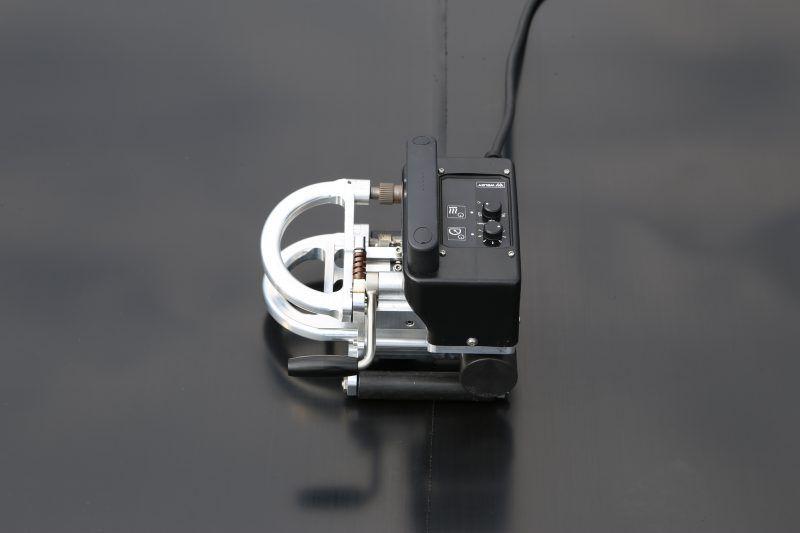 Weldy miniwelder Geo2 zgrzewanie geomembrany